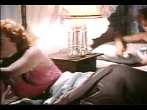 Rhonda Fleming In Scarlet Lingerie From Fifties Film Noir Movie