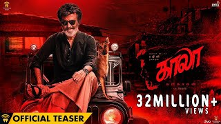 Video Kaala (Tamil) - Official Teaser | Rajinikanth | Pa Ranjith | Dhanush | Santhosh Narayanan MP3, 3GP, MP4, WEBM, AVI, FLV April 2018