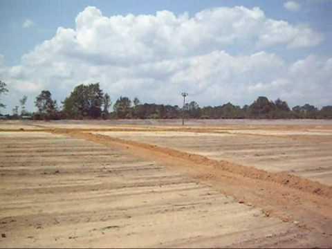 Progress at Columbia Speedway