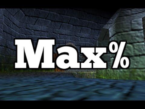 Donkey Kong 64 - Max% in 6:54:47 (видео)