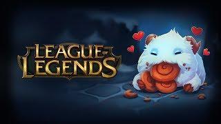 Кошка по имени Юми забежала в League of Legends
