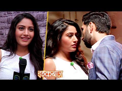 Anika and Shivay's HOT Romantic Moment | Ishqbaaz | Interview