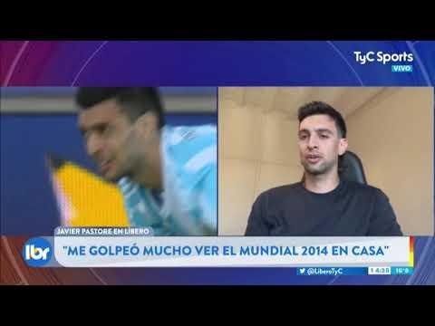 Javier Pastore y el dolor por no ir al Mundial 2014