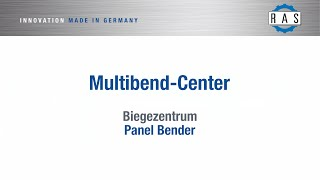 Multibend - Center (RAS)