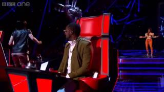 The Voice UK 2013 - Cleo Higgins performs 'Love On Top' Blind Auditions