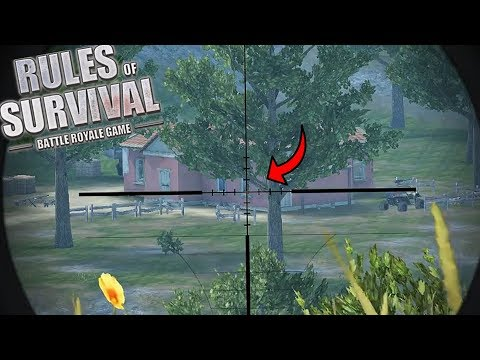 Campers NEVER Win (Rules of Survival #170)