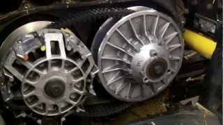 11. Can-Am 2012 Clutch Kit Install EPI Performance