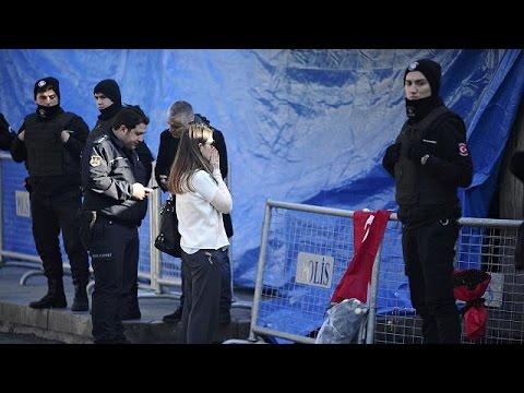 Ασύλληπτος ο δράστης της επίθεσης σε κλαμπ της Κωνσταντινούπολης