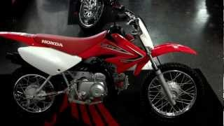 6. For Sale - 2012 Honda CRF70 Kids Dirtbike / Pitbike at Honda of Chattanooga TN
