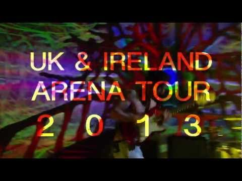 Biffy Clyro Uk & Ireland Arena Tour 2013