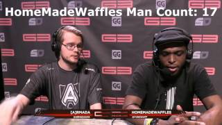 HomeMadeWaffles Interview Man