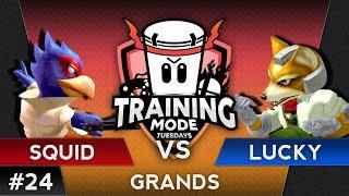 Video TMT 24 - Lucky (Fox) VS Squid (Falco) - SSBM Grands - Smash Melee MP3, 3GP, MP4, WEBM, AVI, FLV September 2017