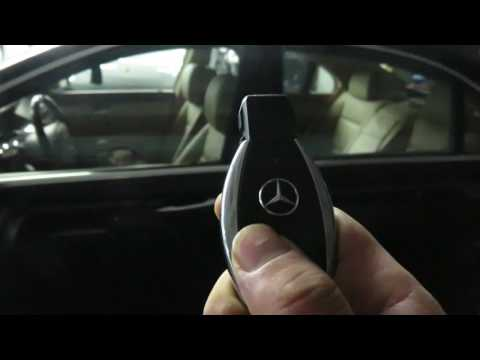 Remote Engine Auto Start Starter for Mercedes Benz car S---Control by remote key