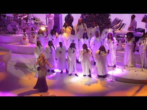 Mariah Carey - Joy To The World HD @ Beacon Theatre, December 17, 2015