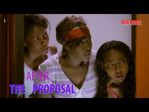 After The Proposal - Diary of  Nigerian Single Ladies - Nollywood  Movie starring Patience Ozokwor