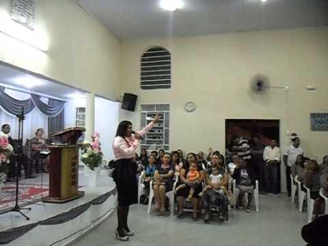 CANTORA ANA PAULA CANDIDO 19 FESTIVIDADE CIRCULO DE ORAÇÃO SCAFFIDI 1