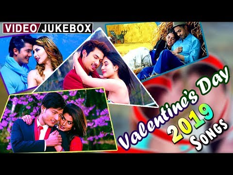 (❤️ Valentine's Day Special ❤️ Nepali Movie Romantic Love Songs 2019)