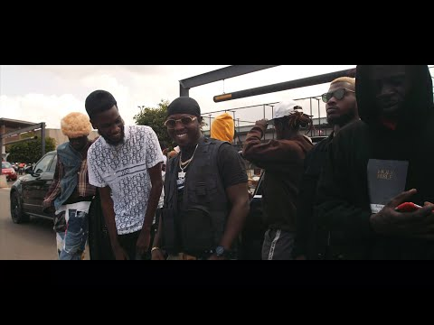 Oseikrom Geng by Flowking Stone ft  Phaize Gh & Obey Tunez (Official Video) | Ghana Drill