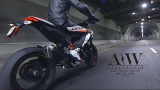 9. Ducati Hypermotard SP Ripping Thru DTLA in 4K!!