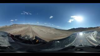 [In 360°] Jumping 40-ft Tabletop In An Off-Road Race Truck -- /DRIVE MOMENT by DRIVE