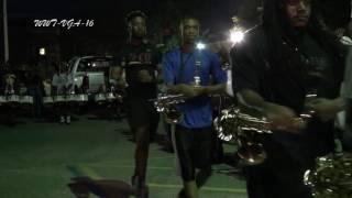 Bethune Cookman Univ  Band Camp Tunnel  16   Wwt Vga