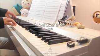 Video iKON - Love Scenario | Piano Cover MP3, 3GP, MP4, WEBM, AVI, FLV Juni 2018