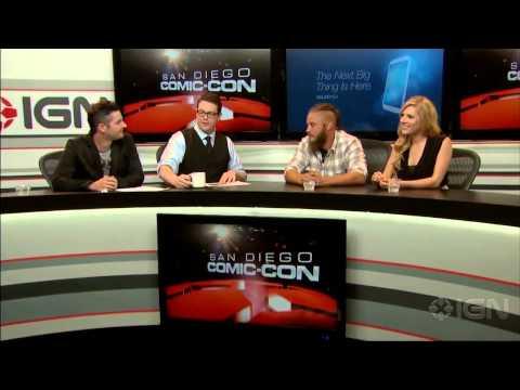 Vikings: Travis Fimell and Katheryn Winnick Interview - Comic-Con 2013