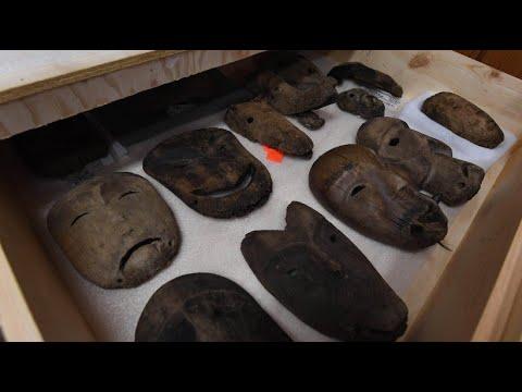 Alaska: Der Klimawandel legt archäologische Schätze f ...