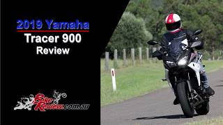 6. 2019 Yamaha Tracer 900 -  Bike Review