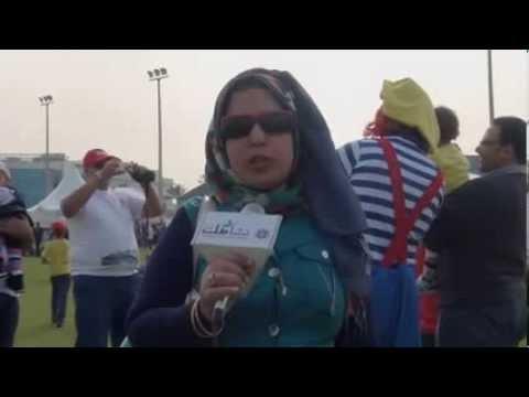 كلمة الدكتورة منال المغربي بماراثون مستشفى الأطفال 57357