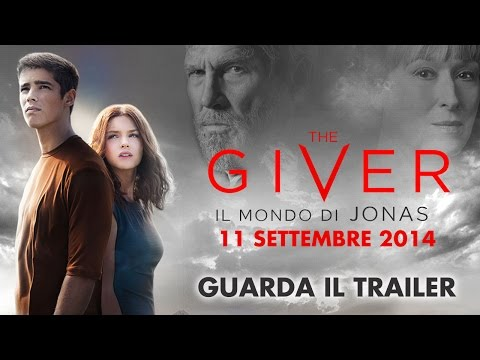 Preview Trailer The Giver - Il mondo di Jonas