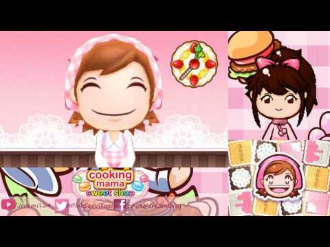 Cooking Mama: Sweet Shop - Macaron Shop & Store Expansion! (Part 4)