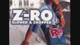 Z-ro: R.I.P.