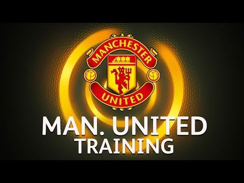 Manchester United Training LIVE!