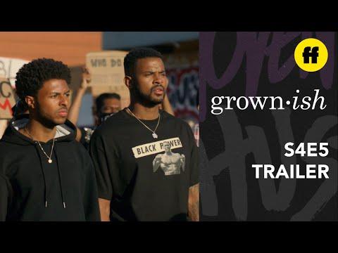 grown-ish | Season 4, Episode 5 Trailer | Facing Injustice