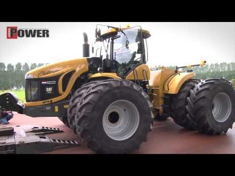 Biggest tractor: Agco Challenger MT 975 B ?