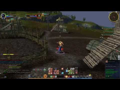 LOTRO: Warden Gameplay 2015 (Lord of the Rings Online Gameplay 2015) HD