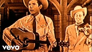 <b>Hank Williams</b>  Cold Cold Heart