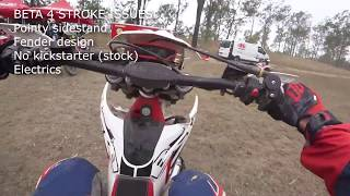 6. BETA 2018 TWO STROKES REVIEW: RR250 RR300 & Xtrainer
