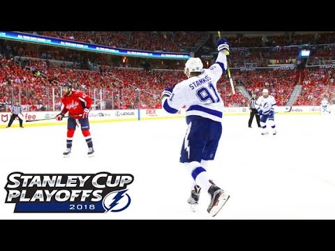 Dave Mishkin calls Lightning highlights from win over Capitals (2018 ECF, Game 3)