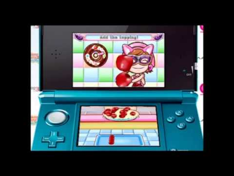 Cooking Mama 4 3ds Rom Download