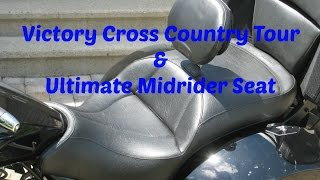 9. Victory CCT & Ultimate Midrider Seat