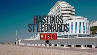 Hastings United Kingdom  City new picture : MY VISIT TO HASTINGS & ST LEONARDS - UK | 2016