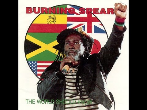 BURNING SPEAR - Identity (The World Should Know)