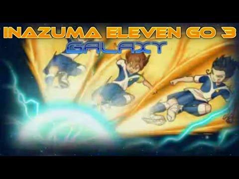 Inazuma Eleven Go 3 Galaxy Walkthrough Episode 13 (FINAL): Super Dimensional Soccer!