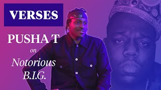 """Pusha T's Favorite Verse: Notorious B.I.G. on """"Young G's"""" 