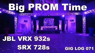 Download Lagu DJ GIG LOG 071 | Marietta HS Prom | Trussing | JBL SRX 728s | JBL VRX 932Lap Mp3