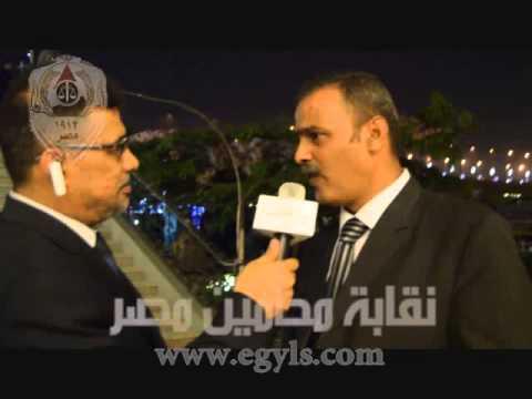 علي حسانين: بدأت حملتي الإنتخابية منذ 3 شهور