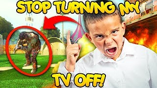 What's up guys, back with another hilarious Black Ops 2 mod trolling video for you all! In todays video StayItchy uses this hilarious mod to turn off peoples tvs in game. The reactions are so funny! Can we smash 5,000 likes on todays video?! Subscribe & join the road to 3Mil subs - https://goo.gl/9g7jnmCreator here: https://www.youtube.com/user/ibasedprinceVEVO------------------------------------------------------------------------------How to submit:1) Upload a video to youtube (unlisted or public)2) Simply go on our channel and send it to us via 'Send message'3) In the youtube message let us know that we're are allowed to upload it & put the link to the video in that message.4) That's it!------------------------------------------------------------------------------Don't forget to follow us on twitter :)http://www.twitter.com/BCCgaming-------------------------------------------------------------------------------If you havn't subscribed already, what are you doing! find the funniest videos from us everyday here:http://www.youtube.com/bestcodcomedy------------------------------------------------------------------------------