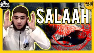 Errors in Connection (The Salaah / Prayer) by Abu Mussab Wajdi Akkari
